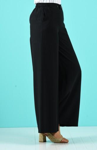Pantalon Noir 3162-03