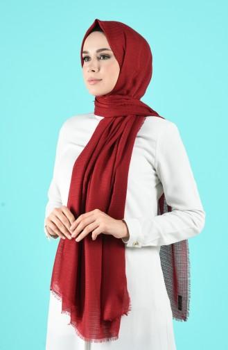 Claret red Sjaal 8002-09