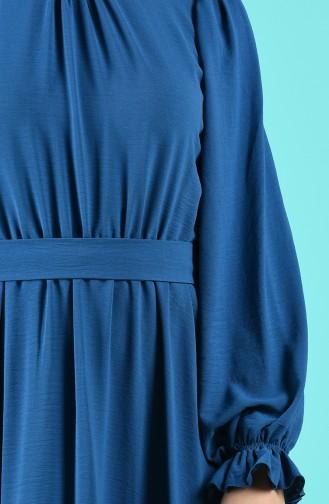 Robe Hijab Indigo 12045-02