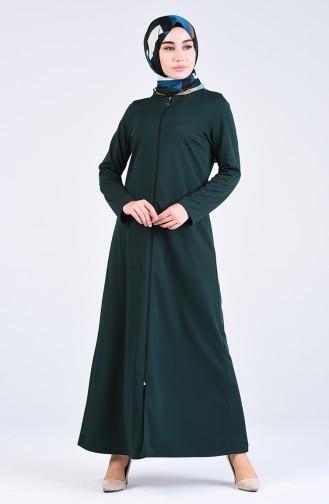 Emerald Abaya 3055-02