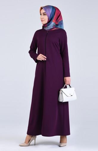Damson Abaya 3055-03