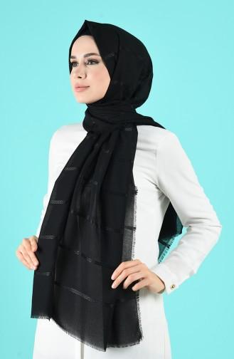 Châle Noir 8000-13