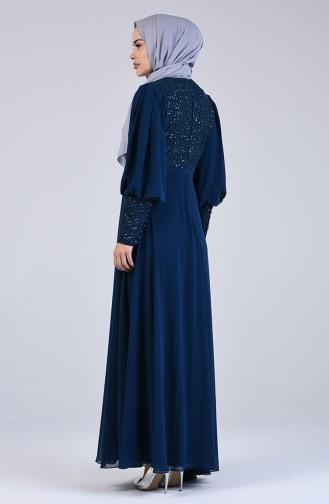 Habillé Hijab Pétrole 52771-06
