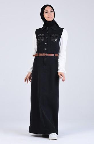 فستان أسود 0929-01