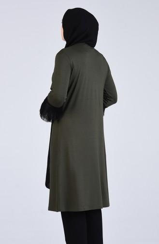 Tunique Khaki 1550-02