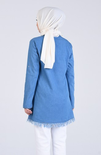 تونيك أزرق جينز 5004-01