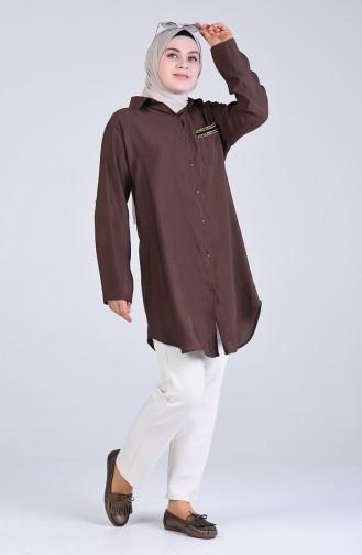 Tobacco Brown Tuniek 5012-10