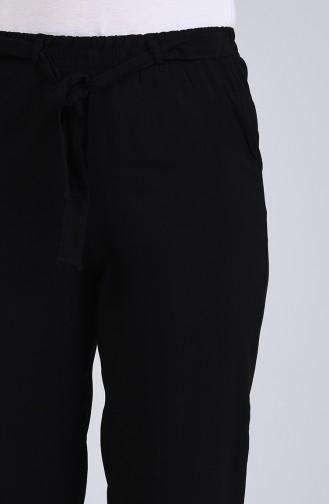 Pantalon Noir 1191-16
