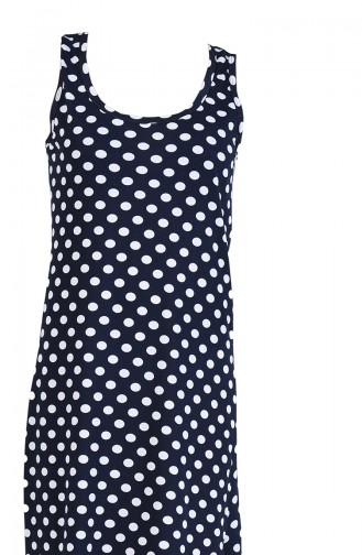 Pyjama Bleu Marine 0926-01