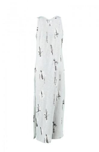 Grau Pyjama 0928-01