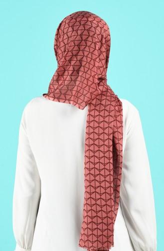 Dusty Rose Sjaal 650-109
