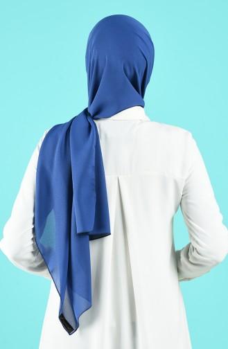 Châle Bleu marine clair 26073-03