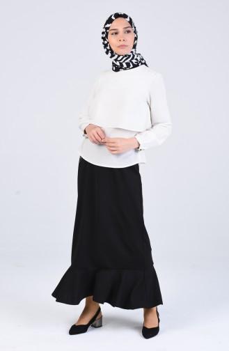 Jupe Noir 2246-01