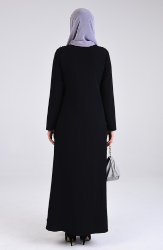 Abayas Noir 1089-01