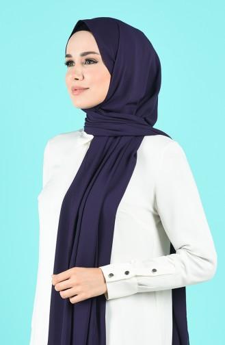 Dark Purple Sjaal 2498-16