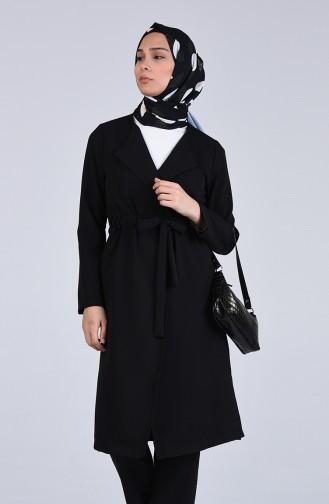 Trench Coat Noir 5317-01