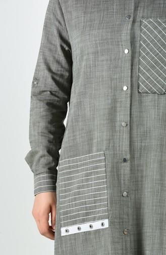 Khaki Tunic 1514-06