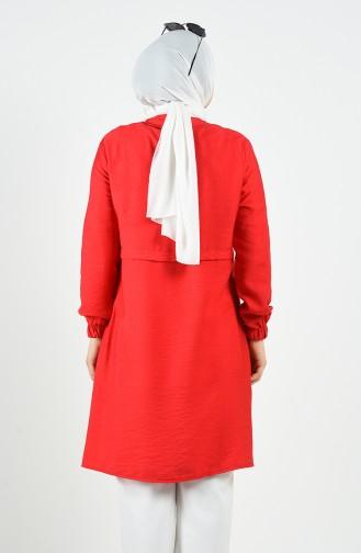 Tunique Rouge 1516-01