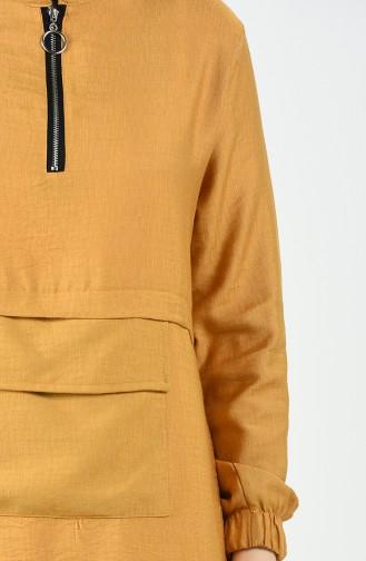 Mustard Tuniek 1516-02