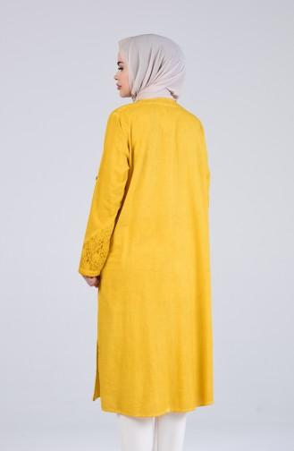 Tunique Moutarde 2020-06