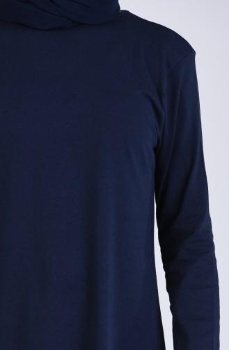 Tunique Bleu Marine 4001-04