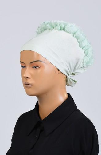 Bonnet Vert menthe 7001-24