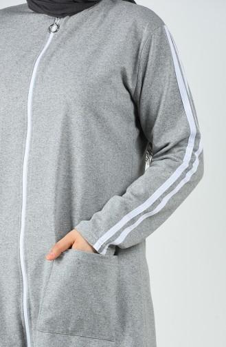 Gray Mantel 7405-01
