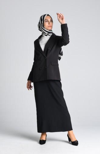 Black Jacket 6481-01