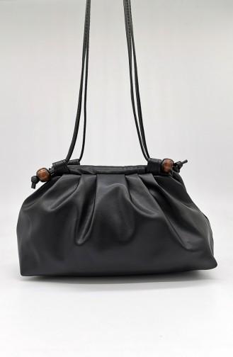 Black Shoulder Bag 2002-55