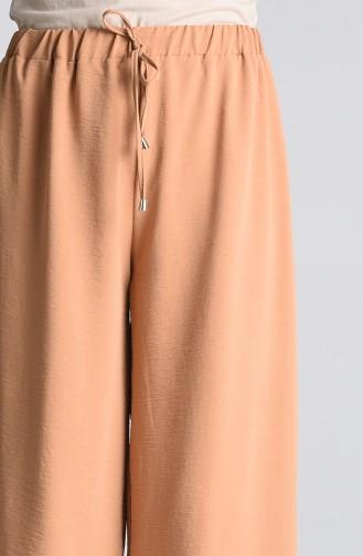 Pantalon Beige Foncé 0054-15