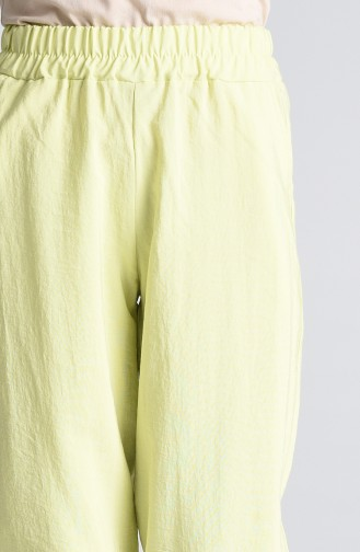 Pantalon Jaune 3189-09