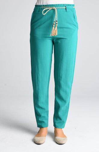 Pantalon Vert 3190-07