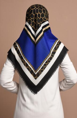 Echarpe Blue roi 2489-16