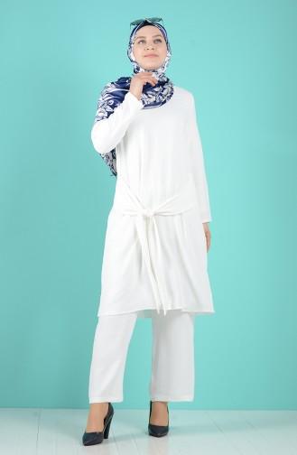 Ecru Suit 1505-02