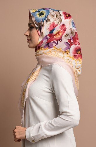 Powder Pink Scarf 2501-11
