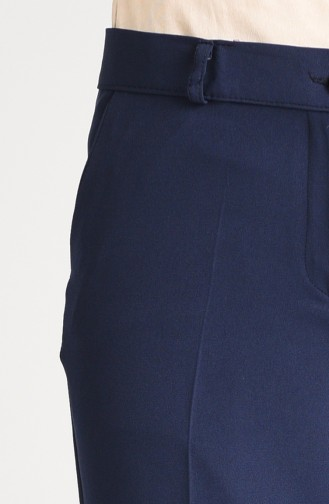 Pantalon Bleu Marine 5005-02