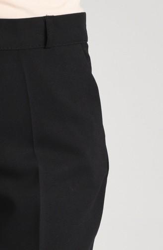Pantalon Noir 5005-03