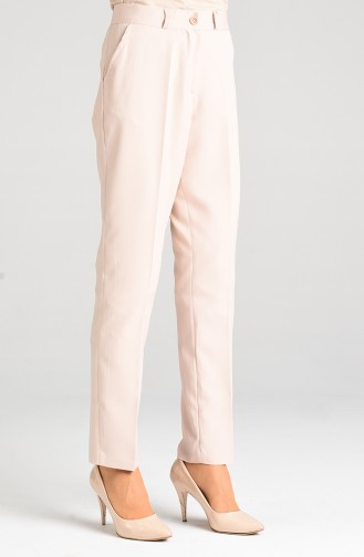 Pantalon Beige 5005-04