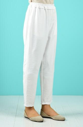 Ecru Pants 5015-02