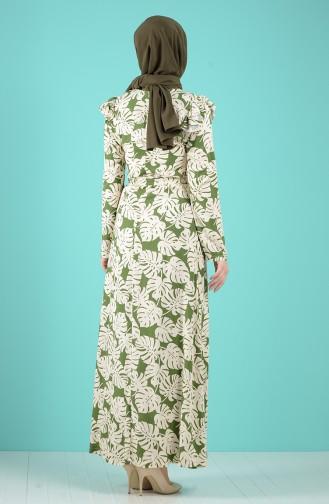 Robe Hijab Beige 3004A-01