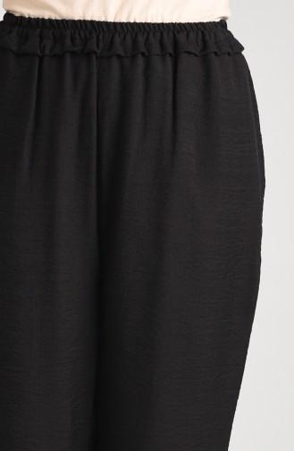 Pantalon Noir 5015-04