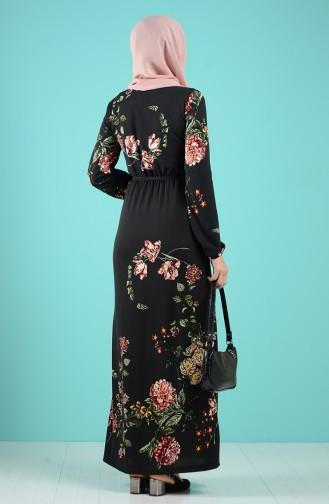 فستان أسود 0125-01