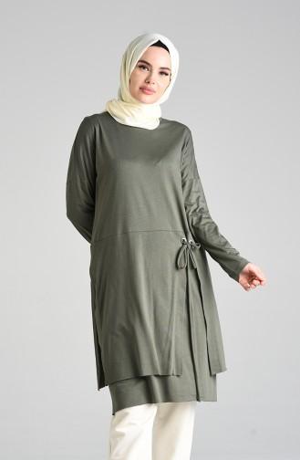 Khaki Tuniek 1540-01