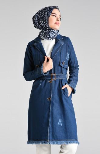 Veste Bleu Marine 6101-02