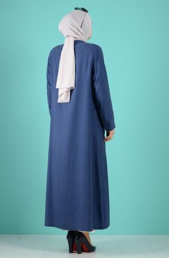 Abayas Indigo 0375-05