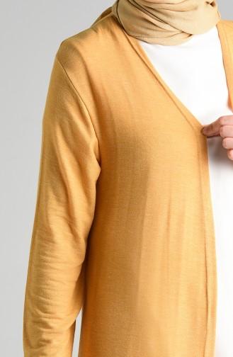 Mustard Vest 7609-14