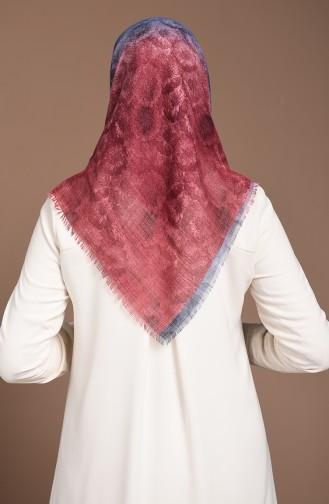 Echarpe Couleur Violette 2497-01