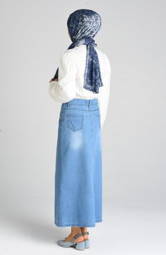 Jupe Bleu Jean 2014-01