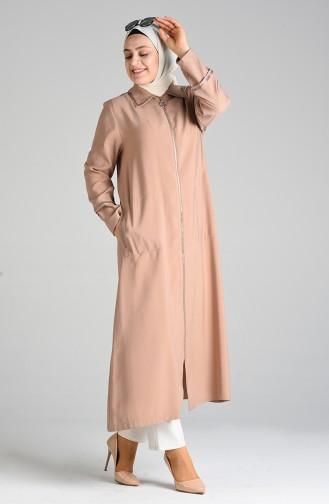Beige Abayas 0399-02