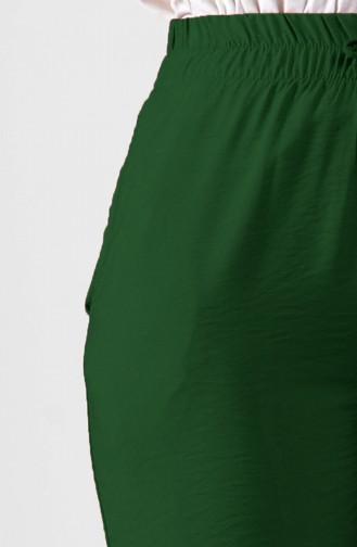 Grün Hose 0151A-08